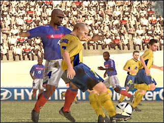 UEFA Euro 2004 Screenshots