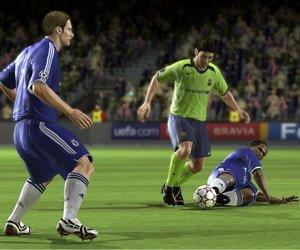 UEFA Champions League 2006-2007 Screenshots