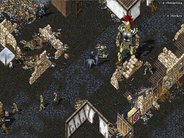 Ultima Online Online Gameplay