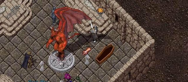 Ultima Online: 9th Anniversary Collection News