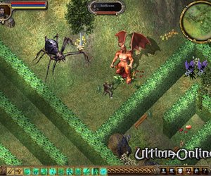Ultima Online: Kingdom Reborn Screenshots