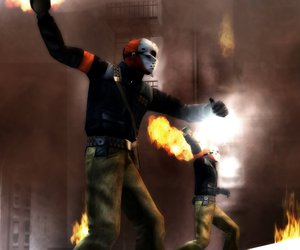Urban Chaos: Riot Response Screenshots