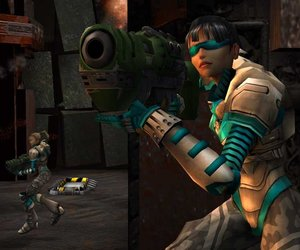 Unreal Tournament 2003 Chat