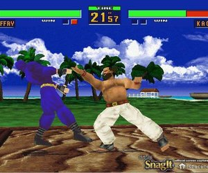 Virtua Fighter 2 Files