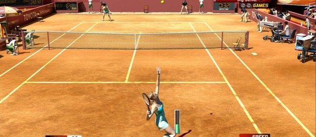 Virtua Tennis 3 News
