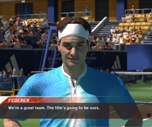 Virtua Tennis 3 Chat