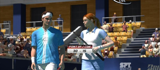 Virtua Tennis 3 News