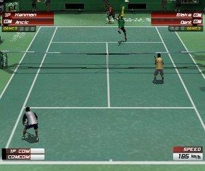 Virtua Tennis 3 Chat