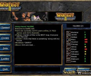 Warcraft II: Battlenet Edition Files