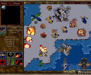 Warcraft II: Battlenet Edition Screenshots