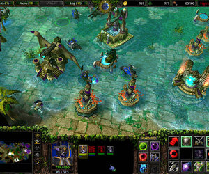 WarCraft 3: The Frozen Throne Chat