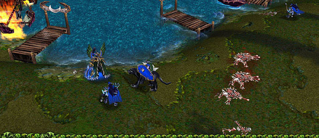 WarCraft 3: The Frozen Throne News