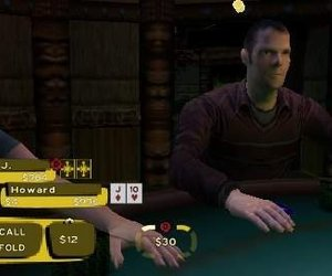 World Championship Poker: Featuring Howard Lederer Screenshots