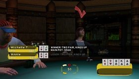 World Championship Poker: Featuring Howard Lederer - All In Screenshot from Shacknews