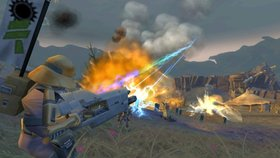 Battalion Wars 2 Screenshot from Shacknews