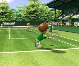 Wii Sports Chat
