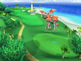 Super Swing Golf Screenshot from Shacknews