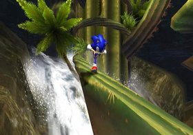 Sonic and the Secret Rings Screenshot from Shacknews
