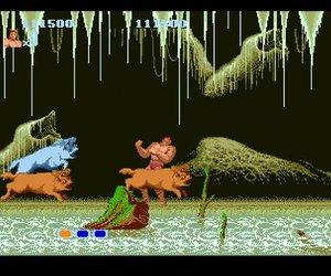 Altered Beast Screenshots