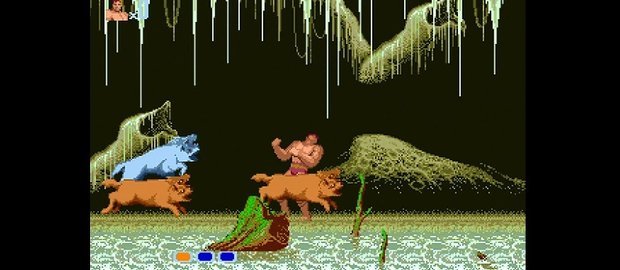 Altered Beast News