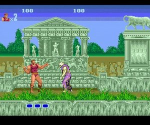 Altered Beast Files