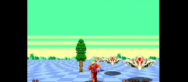 Space Harrier II News