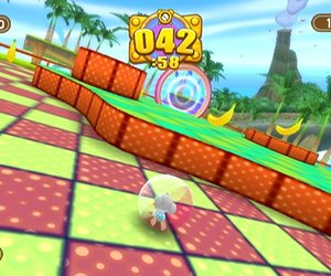 Super Monkey Ball: Banana Blitz Files