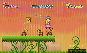 Super Paper Mario Screenshot from Shacknews