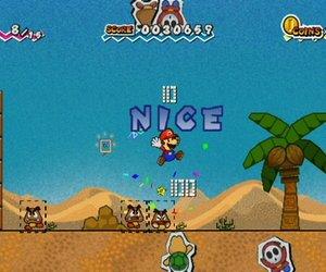 Super Paper Mario Files