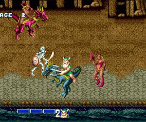 Golden Axe Videos