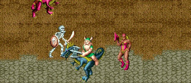 Golden Axe News