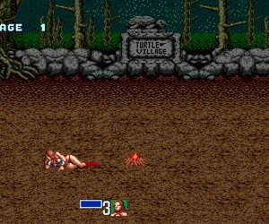 Golden Axe Screenshots