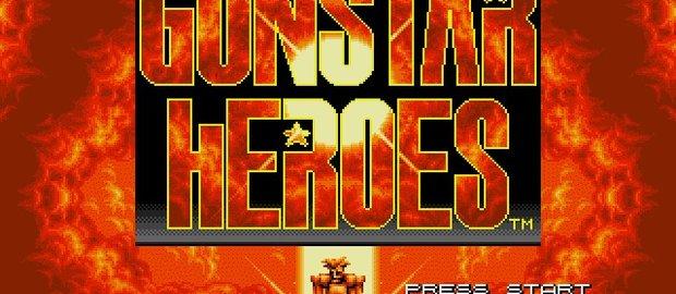 Gunstar Heroes News