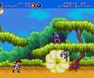 Gunstar Heroes Screenshots