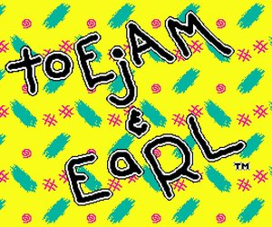 ToeJam & Earl Screenshots