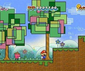 Super Paper Mario Chat