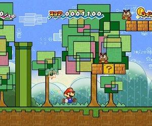 Super Paper Mario Screenshots