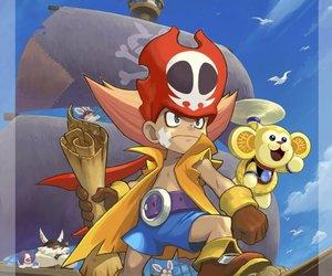 Zack & Wiki: Quest for Barbaros' Treasure Chat