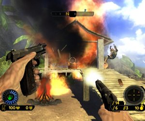 Far Cry Vengeance Screenshots