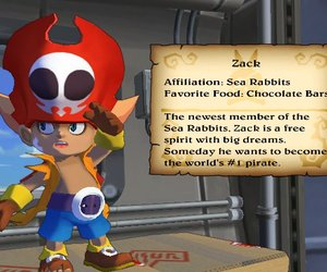 Zack & Wiki: Quest for Barbaros' Treasure Screenshots