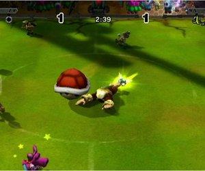 Mario Strikers Charged Screenshots