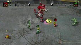 Mario Strikers Charged Screenshot from Shacknews