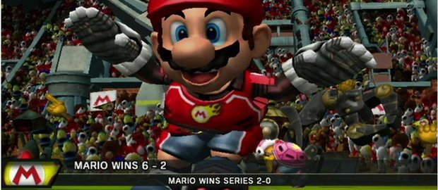 Mario Strikers Charged News