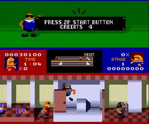 Bonanza Bros. Screenshots