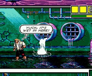 Comix Zone Files