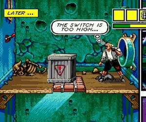 Comix Zone Screenshots