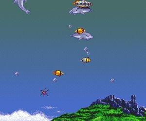 Ecco the Dolphin Screenshots