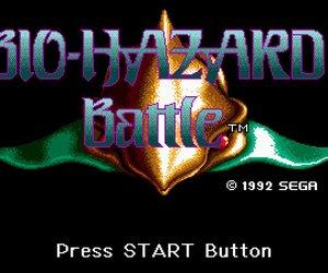 Bio-Hazard Battle Files