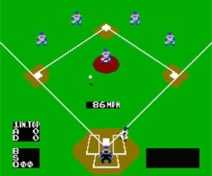 Baseball Screenshots