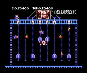 Donkey Kong Jr. Screenshots